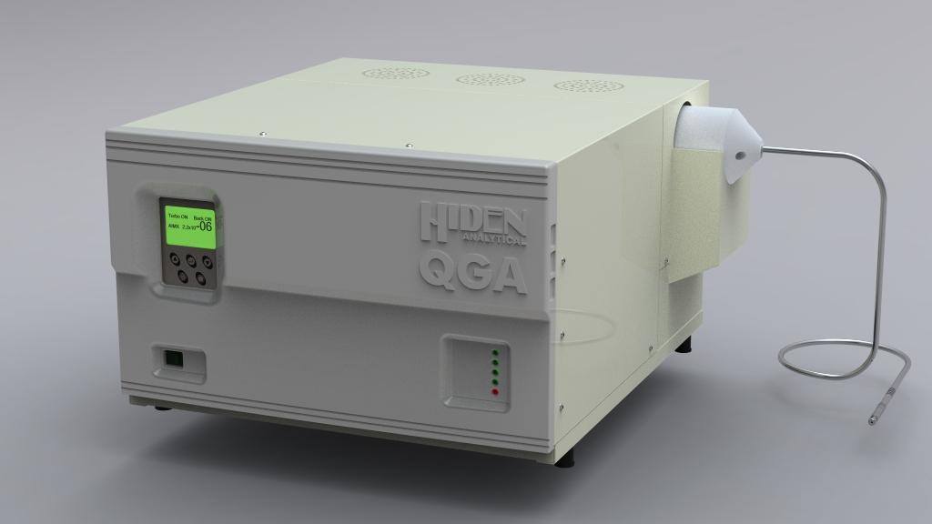 Gasanalysator - QGA