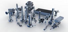 Hiden Quadrupol Massenspektrometer Komponenten