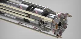 RGA Serie Quadrupol-Massenspektrometer